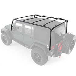 2007-2018 Wrangler JK 4 Door Roof Rack