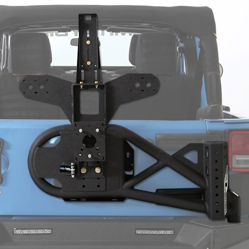 Gen2 Bolt-on Tire Carrier
