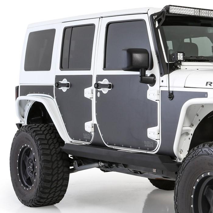 Smittybilt Mag Armor Magnetic Trail Skins 4 Doors JK