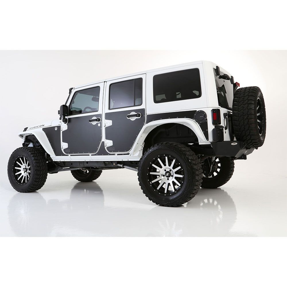 ... Mag Armor Magnetic Trail Skins 07-17 Wranglers JK 4 Doors ...  sc 1 st  Shop Jeep Parts & Smittybilt Mag Armor Magnetic Trail Skins | 4 Doors JK