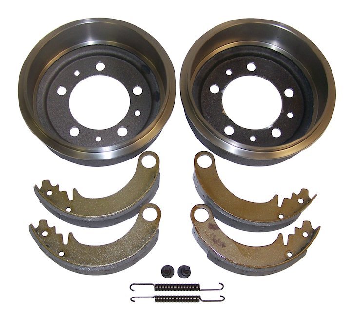 Drum Brake Service Kit 41-52 MB Willys CJ2A CJ3A M38
