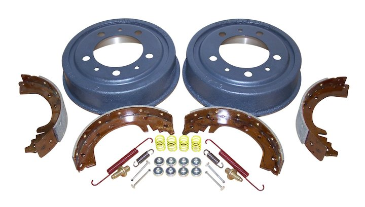 Drum Brake Service Kit 52-71 M38A1 CJ3B CJ5 CJ6