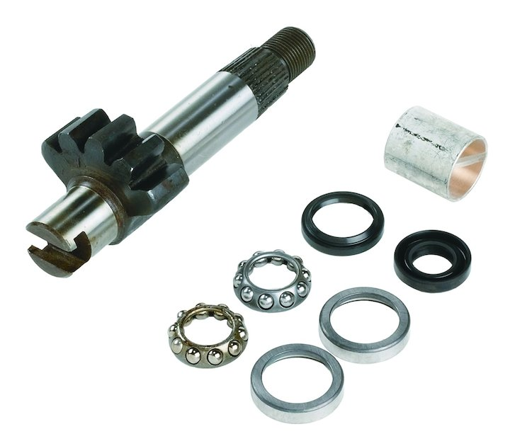Gear Assembly Repair Kit, 72-86 CJ No Power Steering