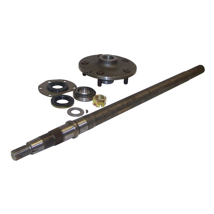 Rear Axle Kit, Right, 76-83 Jeep CJ5, 76-81 Jeep CJ7 CJ8