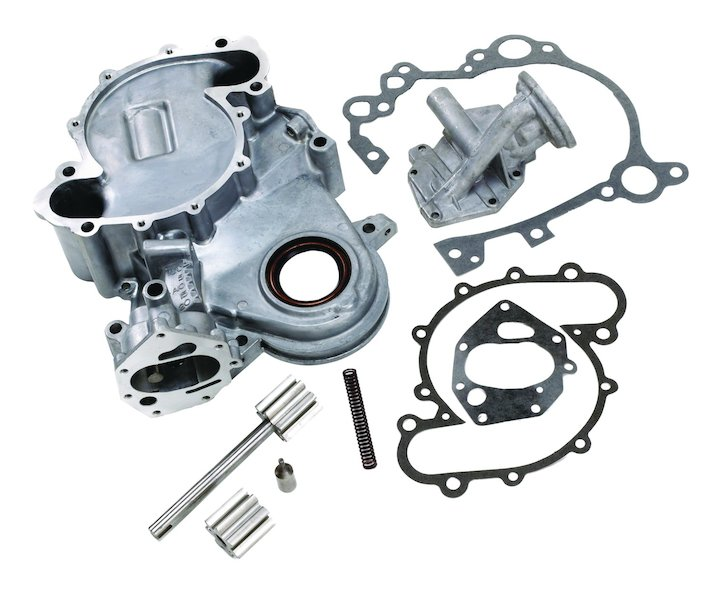 Timing Cover Kit 1971-95 Jeep 5.0L 5.9L