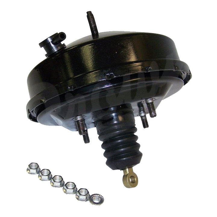 Power Brake Booster, 82-86 Jeep CJ