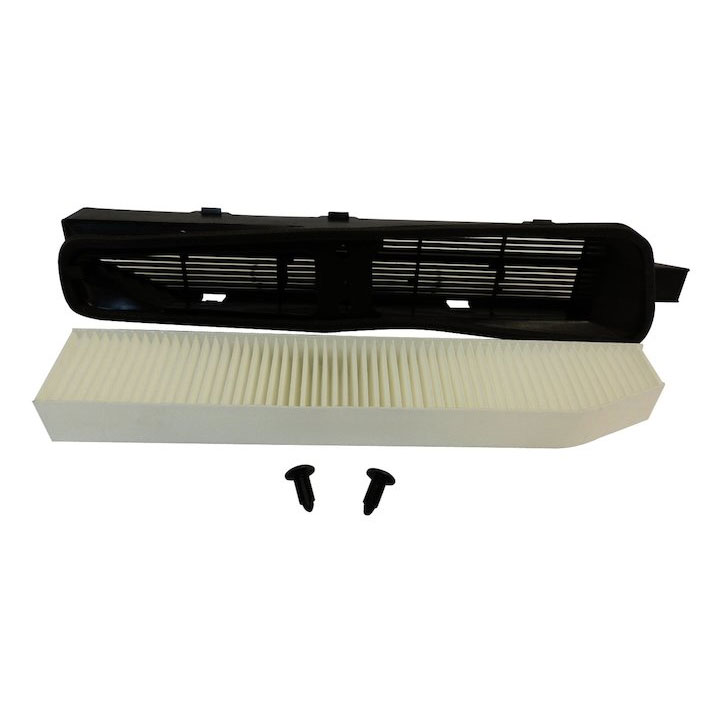 Cabin Air Housing & Filter, 05-10 Grand Cherokee WK
