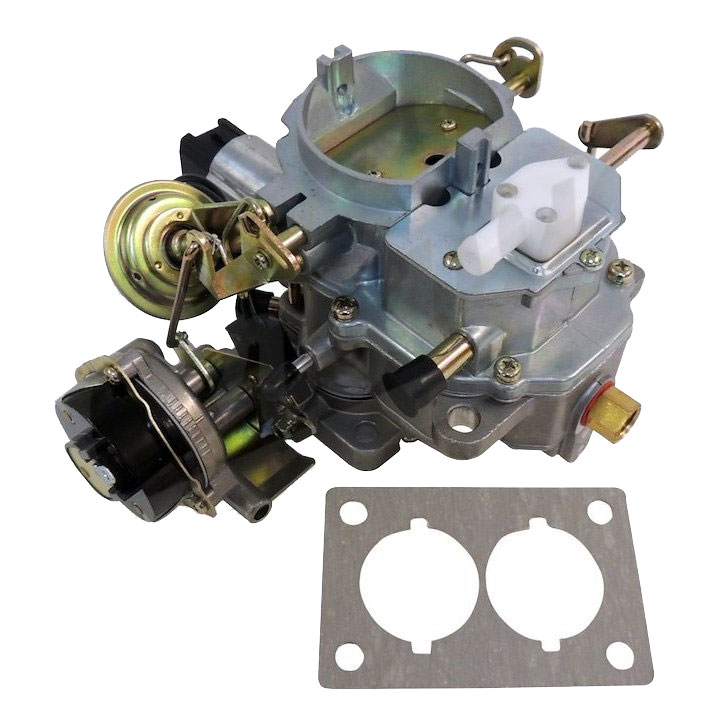 Carburetor Kit with Electric Stepper Motor Jeep CJ Wranglers 4.2L Engine