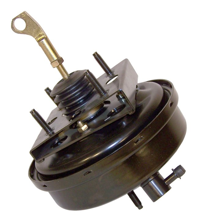 Power Brakes Booster, 84-90 Cherokee XJ