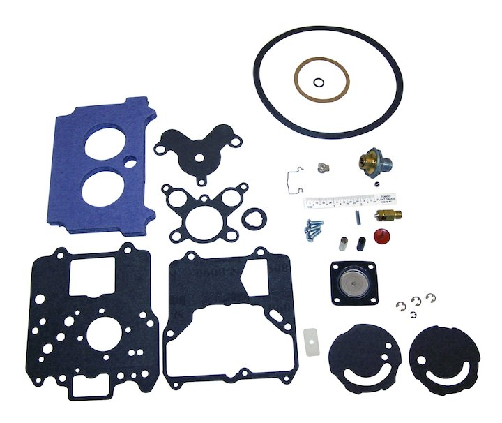 Carburetor Repair Kit 9-117
