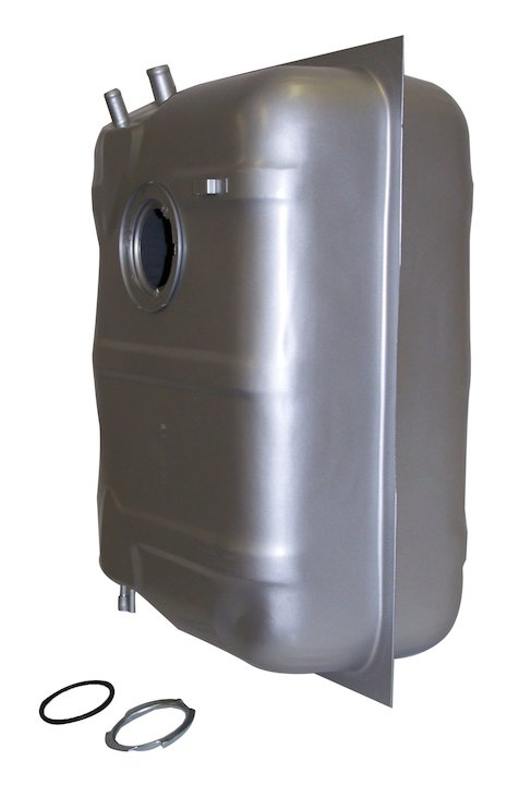 14.5 Gallon Steel Fuel Tank 87-90 Wranglers 2.5L