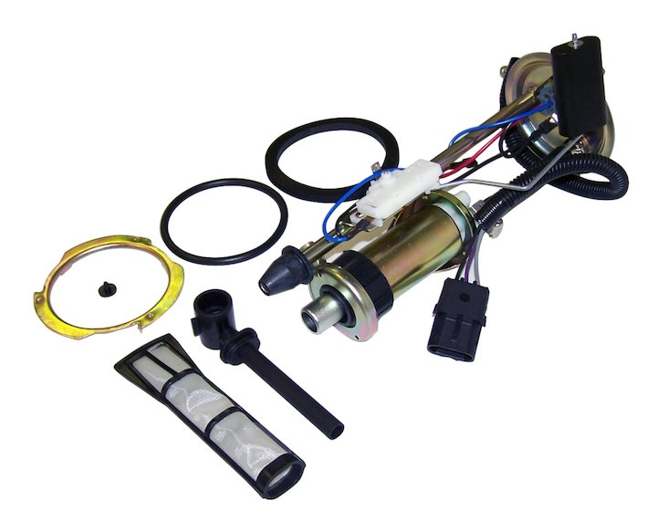 Fuel Sending Unit, 15 Gallon Tank, 87-90 Wrangler 2.5L