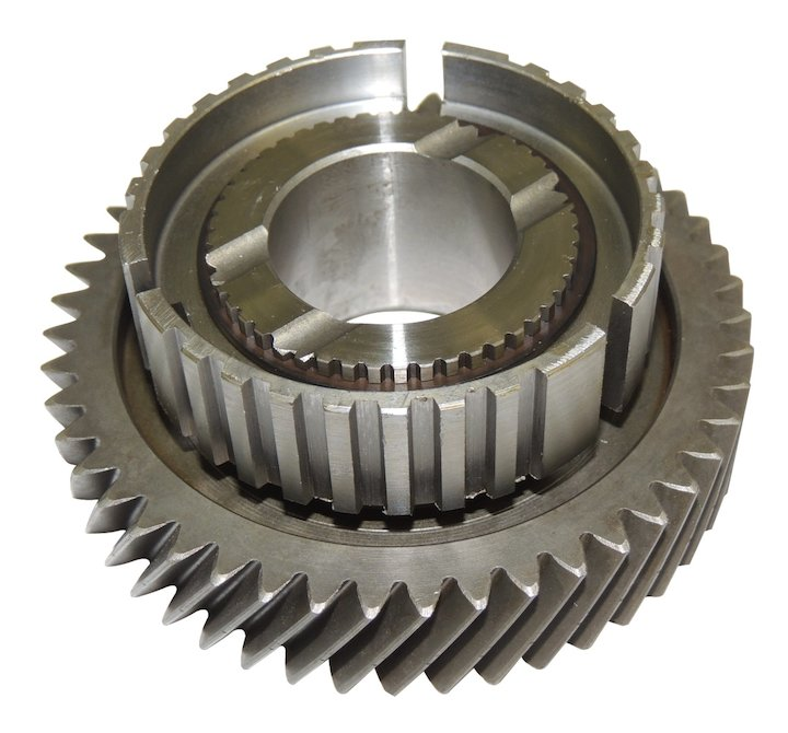 Counter 5th Gear