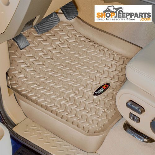 All Terrain Front Floor Liner F250/F350 Super Duty