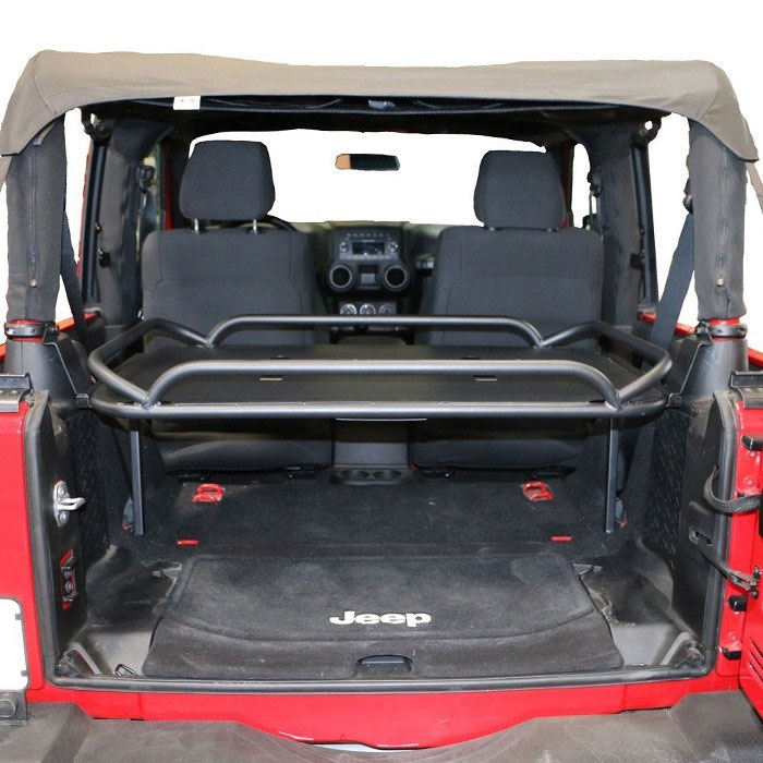 Rear Sport Rack for 07-15 Wrangler JK 4 Doors
