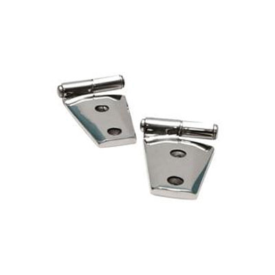Billet Door Hinges, 2007-09 Jeep Wranglers
