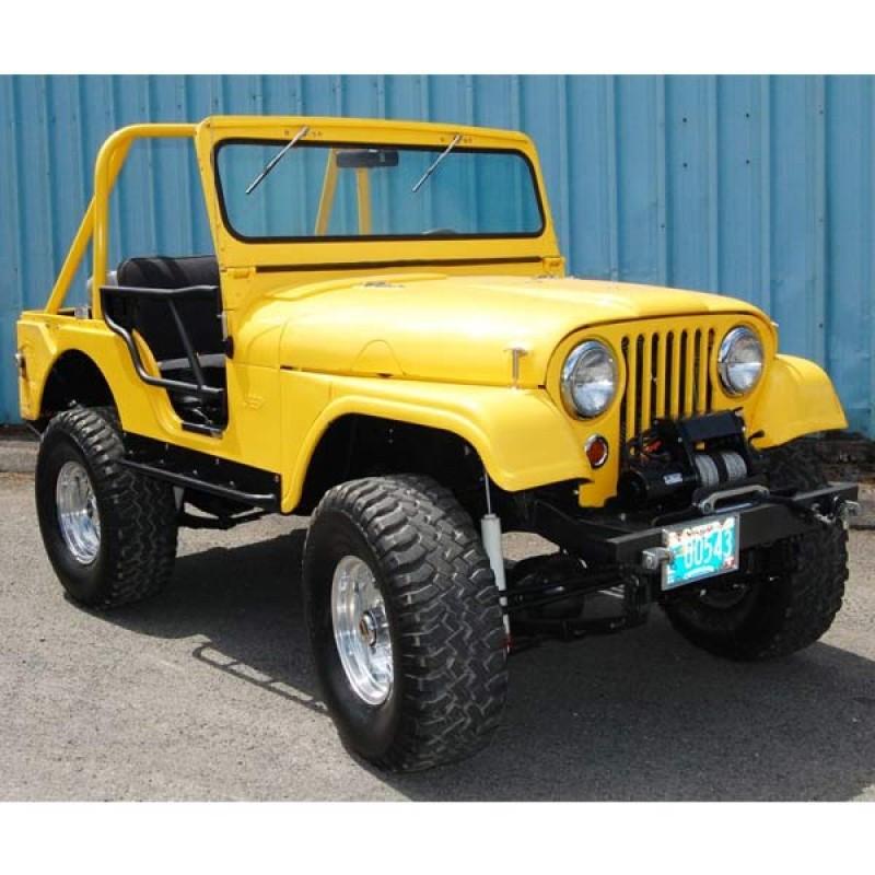 ... 1976-83 Jeep CJ5 Tube Doors ...  sc 1 st  ShopJeepParts.com & 1976-83 Jeep CJ5 Tube Doors | Warrior 90855