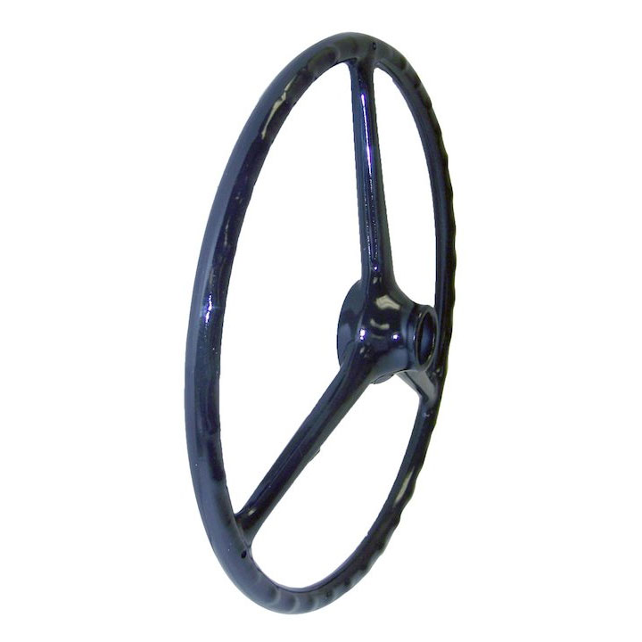 Steering Wheel, MB, CJ2A, CJ3A, CJ3B, CJ5, CJ6
