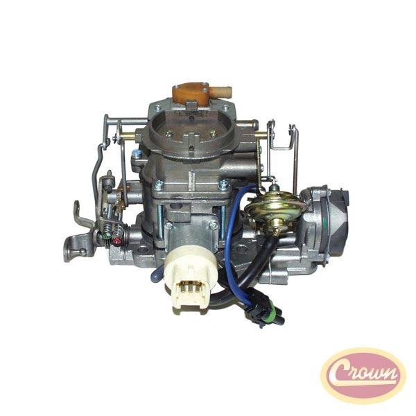 Carburetor Jeep CJ Wranglers 6-258 engine