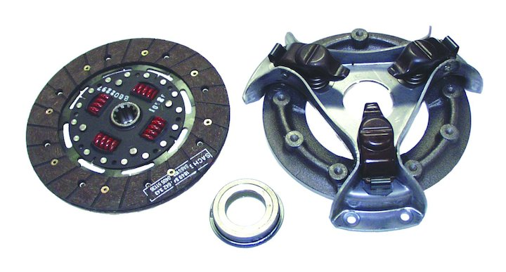 Clutch Cover Kit 8 1/2