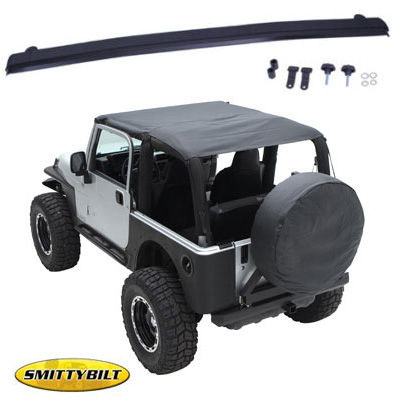 Extended Top Kit 07-09 Wranglers 2 Door