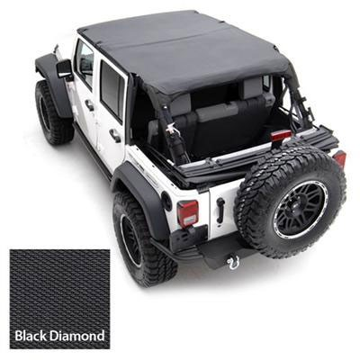 Extended Top 07-09 Wrangler 4 Door