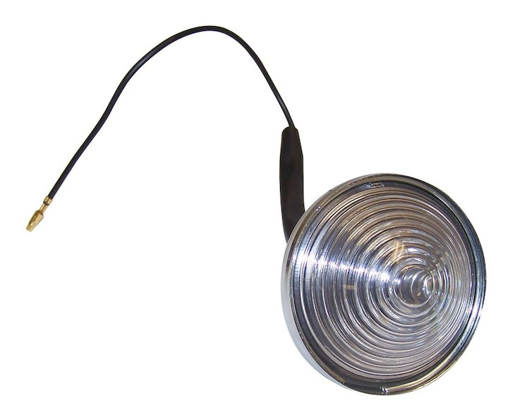 Backup Lamp 65-73 Jeep CJ5, CJ6