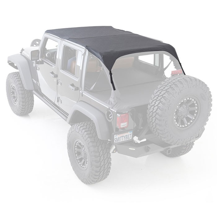 Extended Top 10-17 Wrangler 4 Door