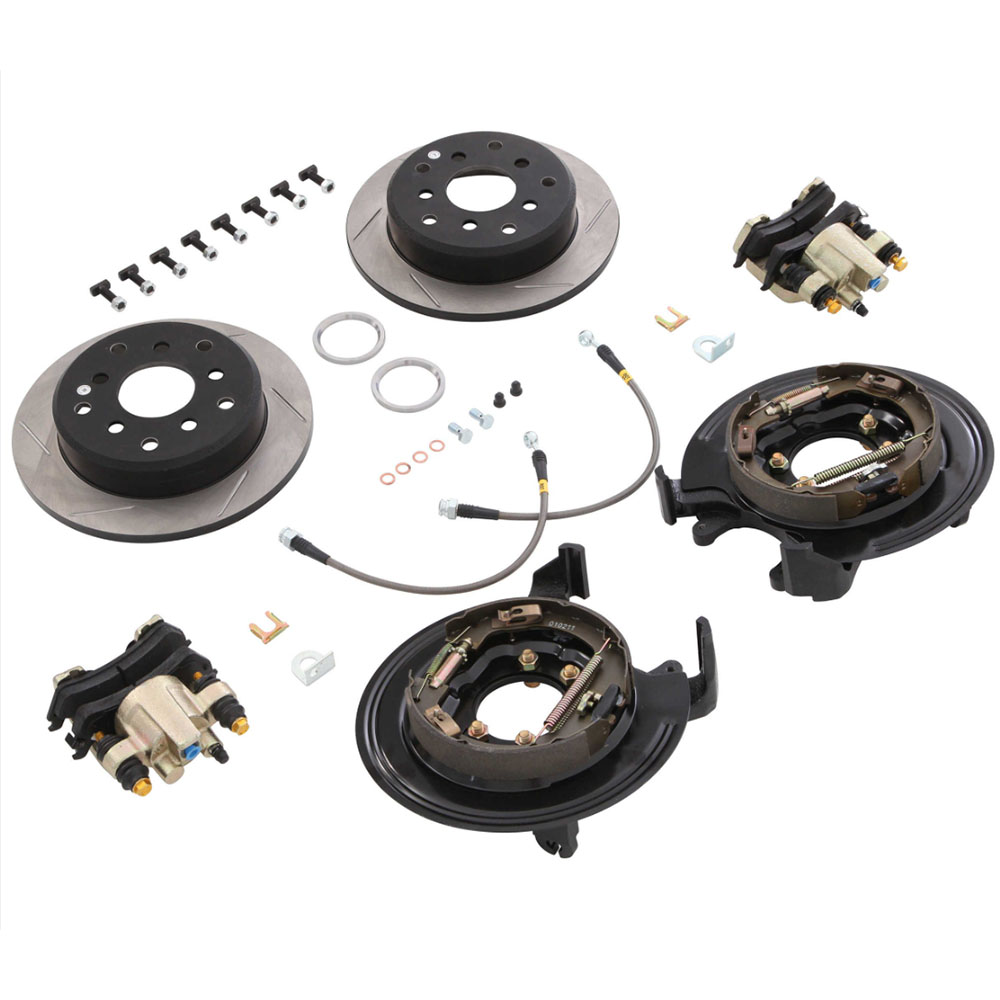 Disc Brake Conversion Kit 90-06 Cherokee 96-2049-DB