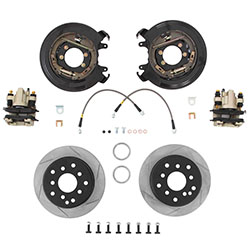 Disc Brake Conversion Kit 91-06 Wranglers