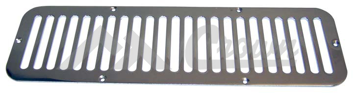 Cowl Vent Cover (Chrome)