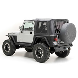 Replacement Soft Top Tinted Windows 97-06 Wranglers