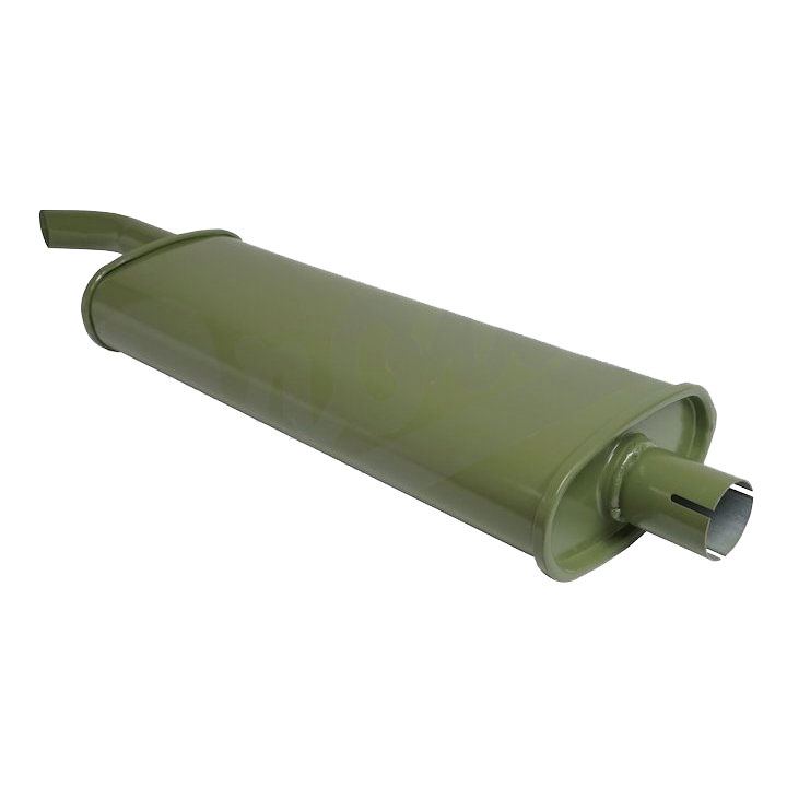 Muffler, 41-45 Willys MB, 1945 CJ2A