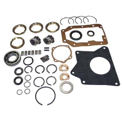 T176 and T177 Master Overhaul Kit 80-86 CJ