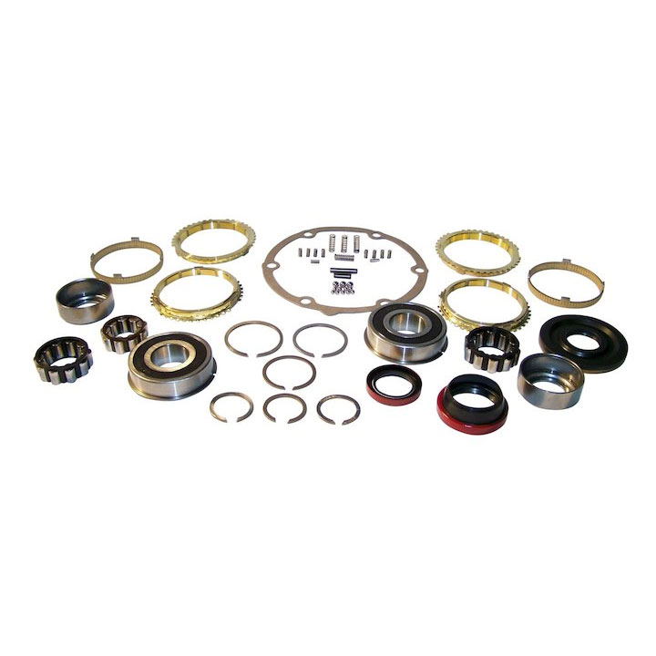 Bearing Kit, NV-3550, 02-04 Wranglers and Liberty