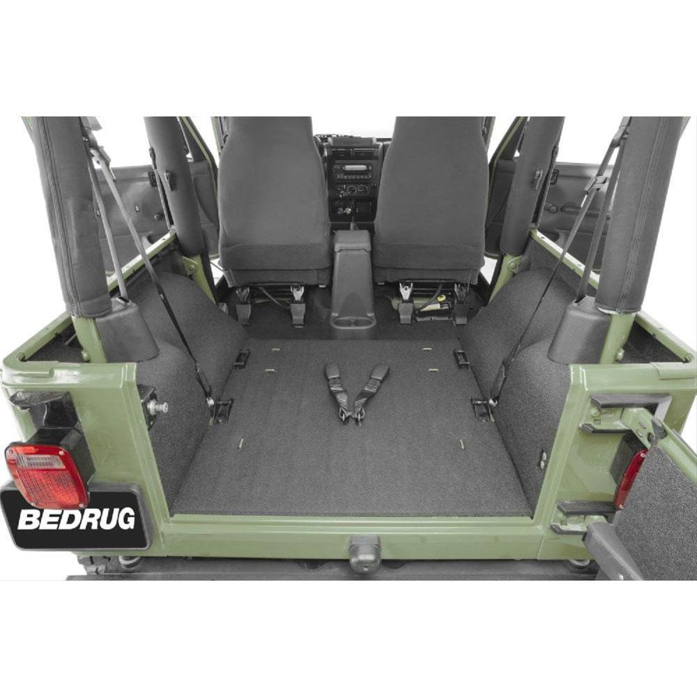 BedTred Rear Floor Kit 97-06 Wranglers TJ