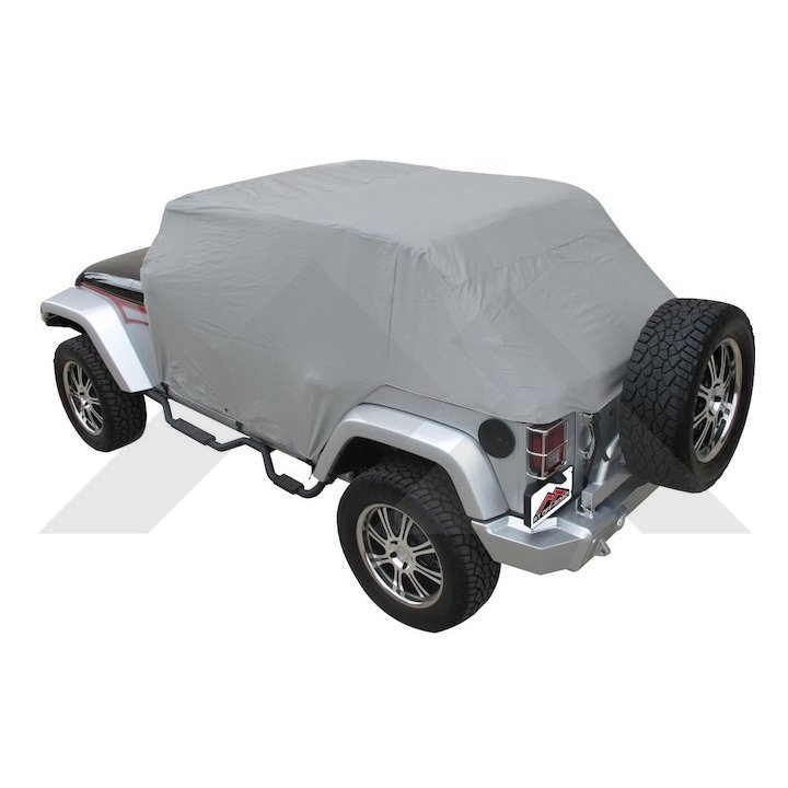 Cab Cover, Waterproof, Wrangler JK 2 Doors