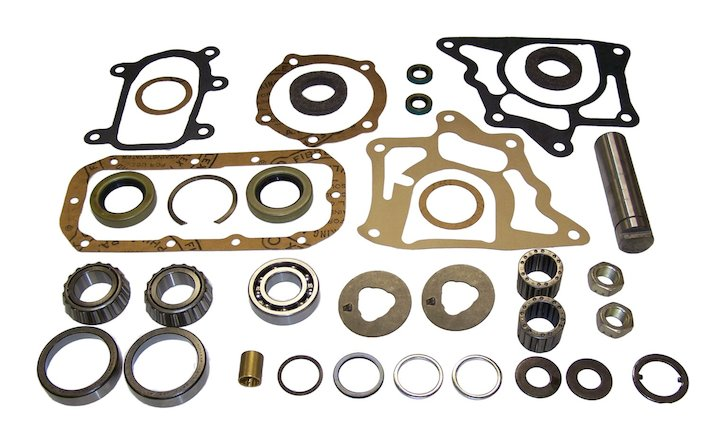 Dana 18 Master Overhaul Kit 1-1/8 inch shaft