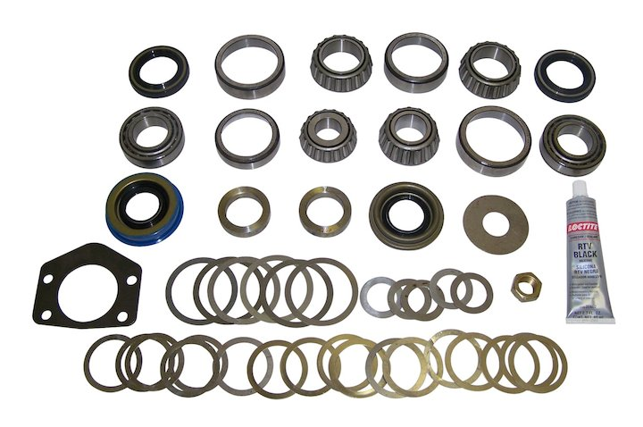 Dana 44 Master Overhaul Kit 97-04 Wranglers