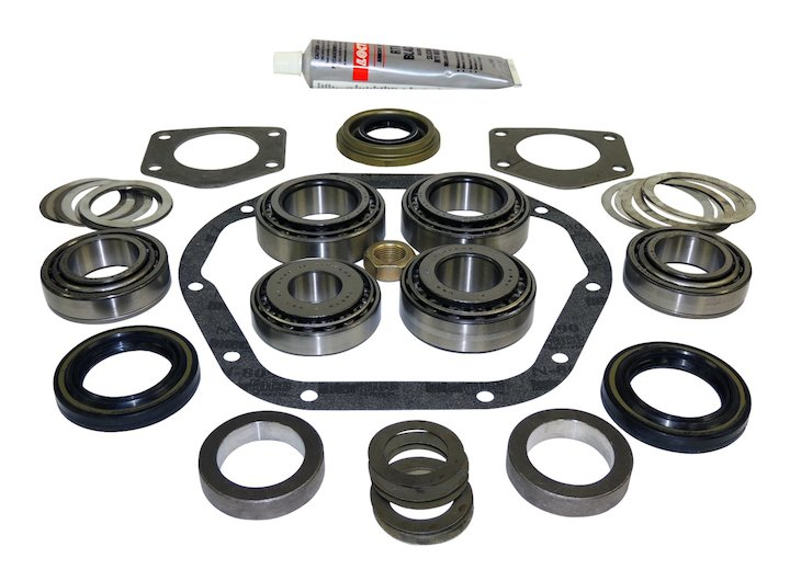 Dana 44 Master Overhaul Kit 1986 CJ, 87-95 Wranglers