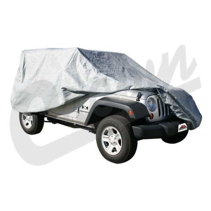 Jeep Full Cover, 76-06 CJ, Wranglers