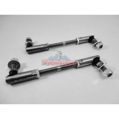 "Rear Sway Bar End Links 5.5""-8"" Lift, 07-14 Wranglers"