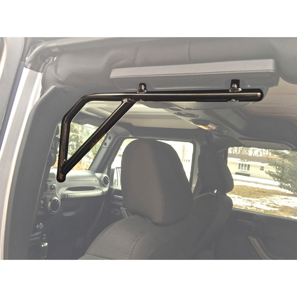 Grab Handle Kit, Rear, 07-15 Wranglers 4 Doors