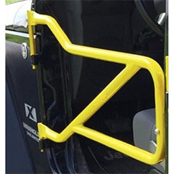 Jeep JK Wrangler Front Tube Doors Lemon Peel