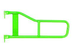 Jeep TJ Wrangler Tube Doors Neon Green