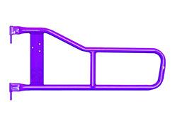 Jeep TJ Wrangler Tube Doors Sinbad Purple