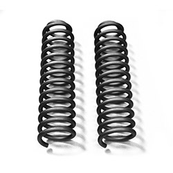 Jeep JK Wrangler 2.5 inch Lift Front Coil Springs