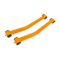 Jeep JK Front Lower Control Arm Fixed Fluorescent Orange