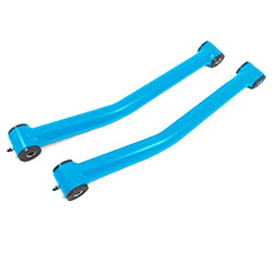 Jeep JK Front Lower Control Arm Fixed Playboy Blue