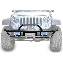 Jeep JK Wrangler Front Tube Bumper Bare